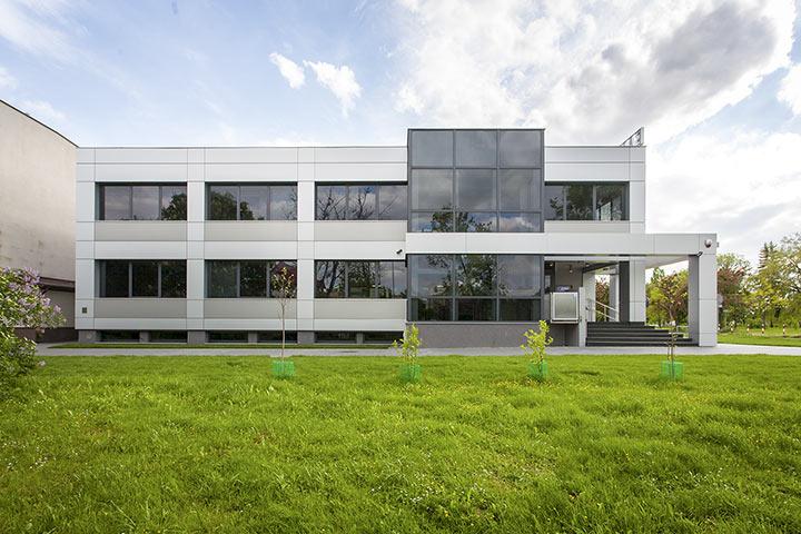 Szkło w architekturze Zamość