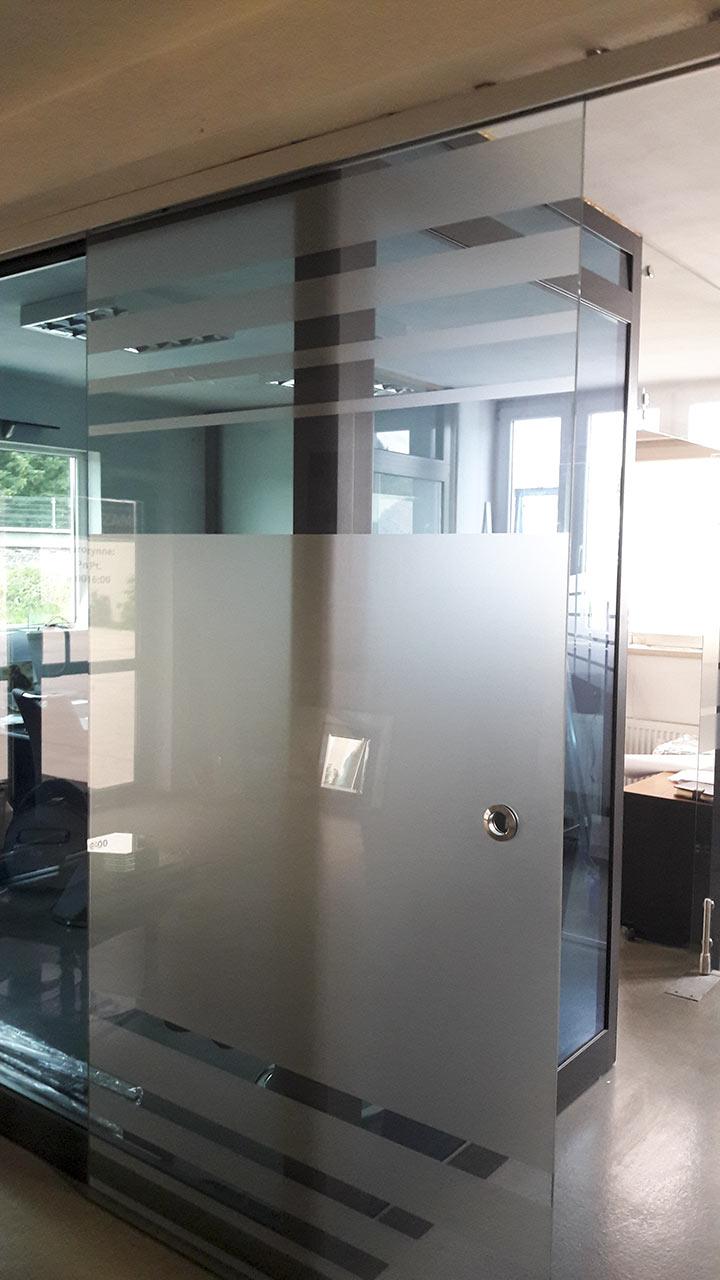 Okna i drzwi ze szkła - Zamość