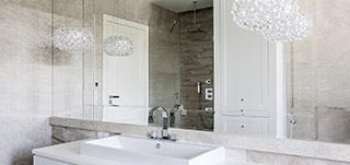 Lusta - Glass-Zam - Sfera Szkła Zamość - Ireneusz Wiatrzyk - lustra, szkło do kuchni, lacobel, szkło ozdobne, szkło w łazience, szkło meblowe, okna drzwi, szkło w architekturze